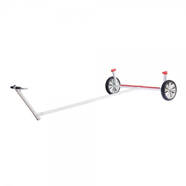 Laser® Standardslipwagen mit durchgehendem Mittelstück