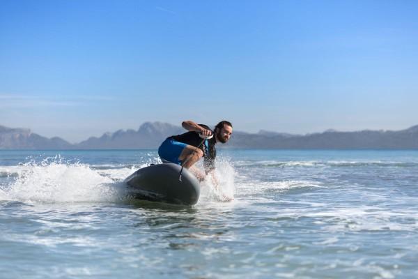 LAMPUGA AIR E-SURFBOARD