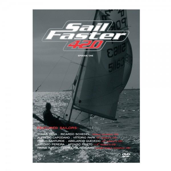 DVD Sail Faster