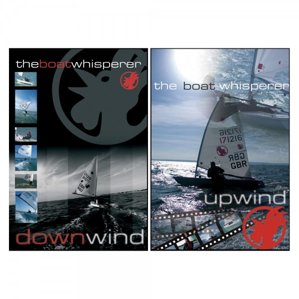 Boat Whisper, 2 DvDs