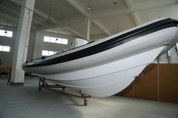 PVC RIB 580 von Fareast