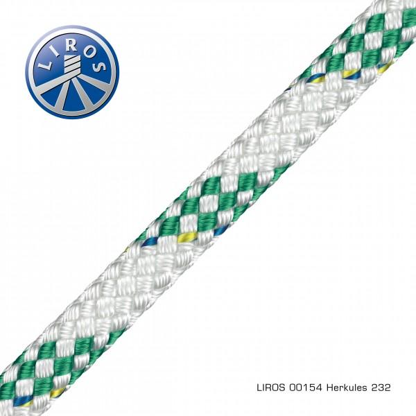 HERKULES 6mm, weiß-grün