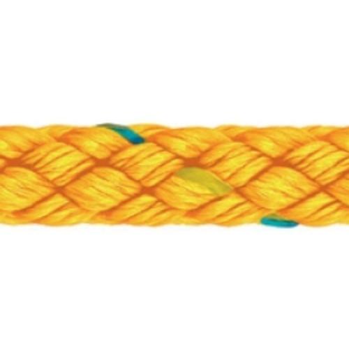 LIROS Nautic Schwimmleine, gelb 6mm