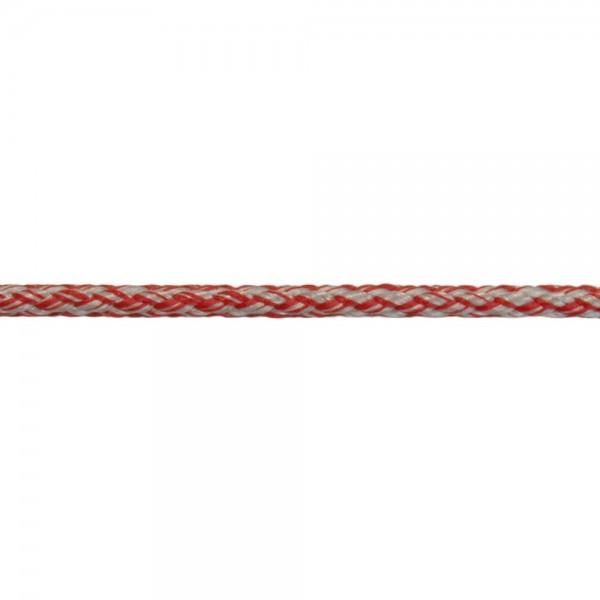 Liros Schot DynaSoft, grau-rot, 5mm
