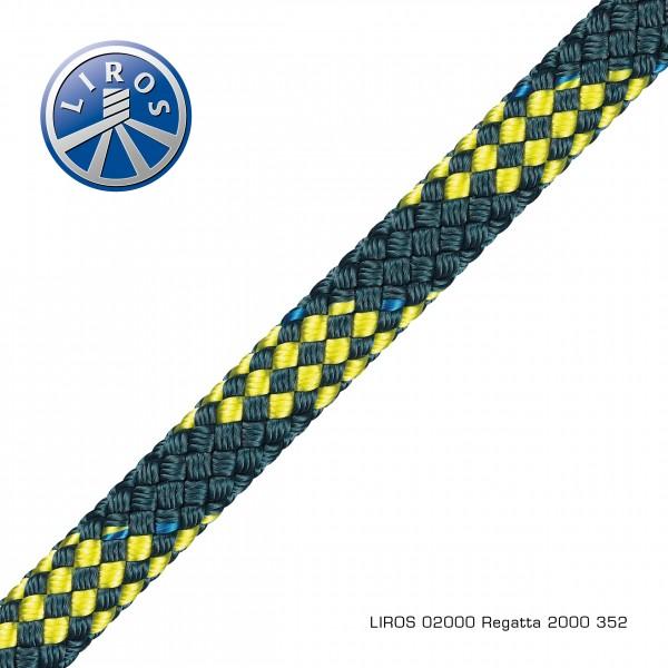 Regatta 2000, 10mm, stahlblau-gelb