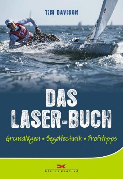 """Das Laser-Buch """"Grundlagen-Segeltechnik-Profitipps"""