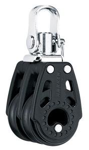 Harken 29mm Carbo Doppelblock mit Wirbel