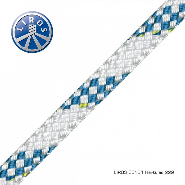 HERKULES 8mm, weiß-blau