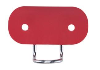 Harken Unterlegplatte mit Drahtführung für Standard Curryklemmen H150 und H365