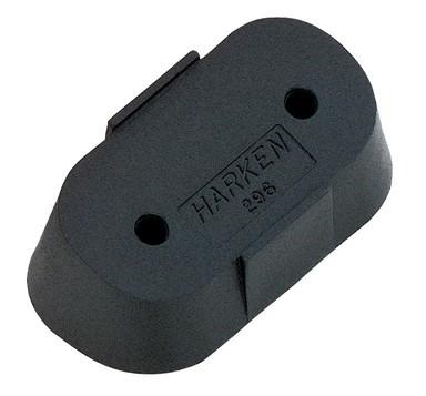 Harken Konsole mit 15° Winkel für Micro Curryklemmen H468 und H471