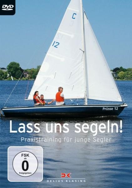 DVD Lass uns segeln!
