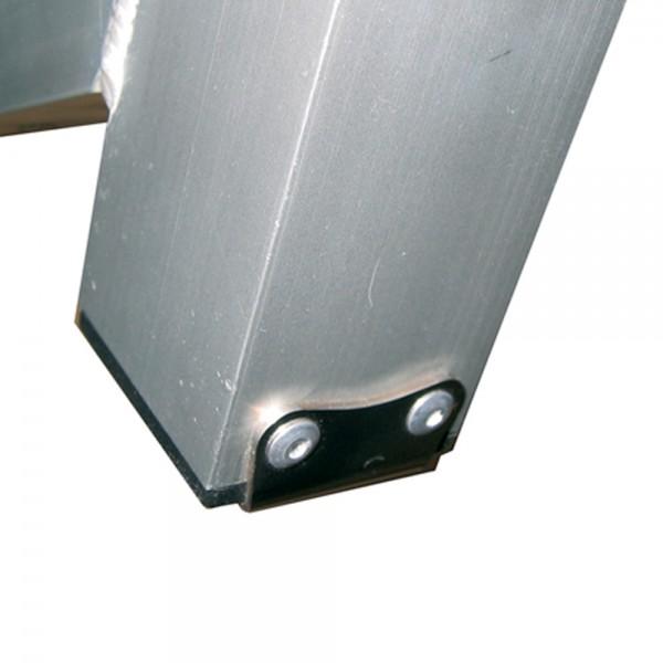 Schutzplatte für Optiparts Slipwagen