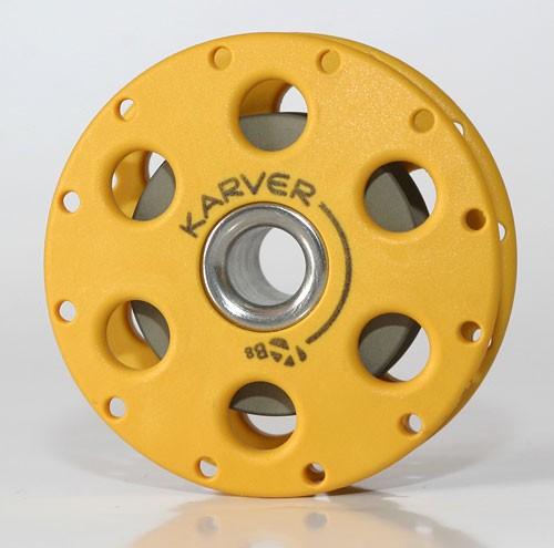 Karver Block KB8, gelb