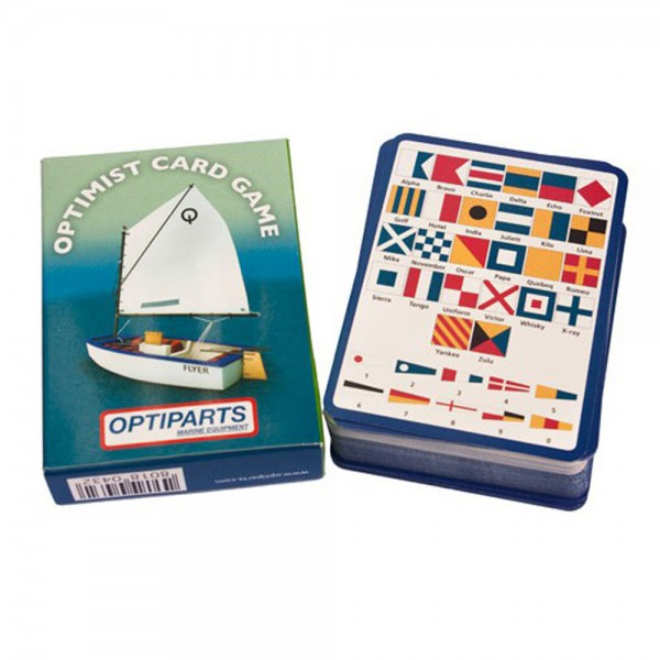 Optiparts Happy Family Kartenspiel