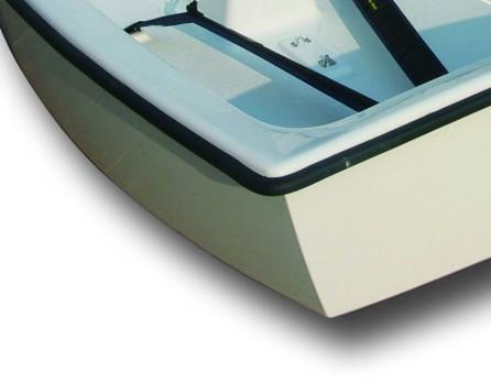 Fendergummi für Fareast Speedster T und NT