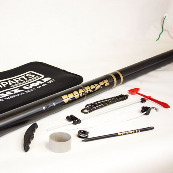 Optiparts Rigg Pack für Blackgold und andere high-end Regattariggs