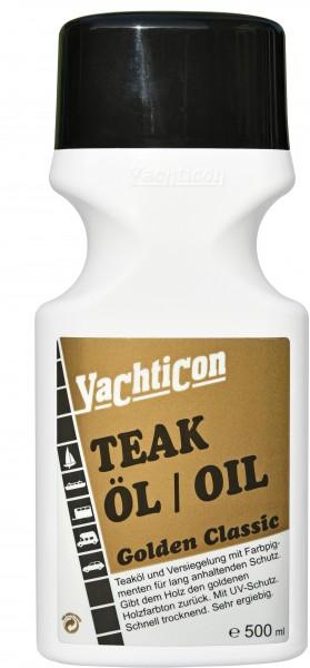 Teak Öl Golden Classic 500 ml
